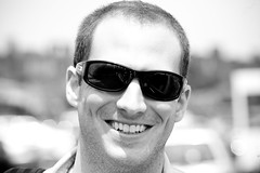 Tom Loverro (Thomas Hawk) Tags: sanfrancisco california blackandwhite bw usa sunglasses blackwhite unitedstates unitedstatesofamerica tomloverro