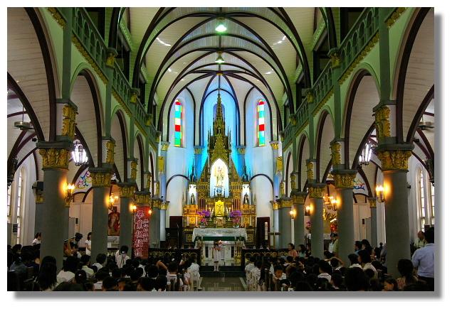 高雄玫瑰聖母聖殿主教座堂