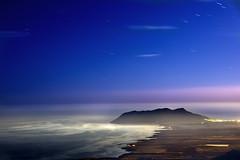 Cabo cope (SanchezCastillejo) Tags: sony murcia estrellas 1750 nocturna a700 cabocope