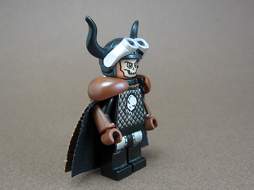 Pale Masque custom minifig