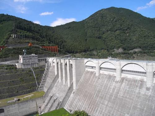 大滝ダム・学べる建設ステーション
