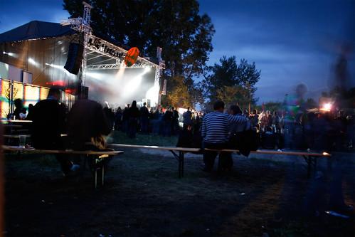 La Pampa Festival Main Stage