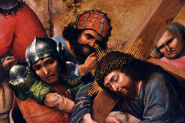 Christ bearing the Cross 12