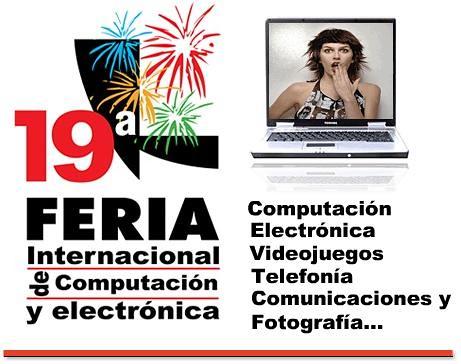 19 feria internacional computacion y electronica
