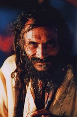Rasputin Reborn (N A Y E E M) Tags: portrait nightshot availablelight beggar handheld rasputin spiritual bangladesh gec chittagong nikonf6 fujicolorsuperia200 afnikkor85mmf18d nayeemkalam gulaabshah