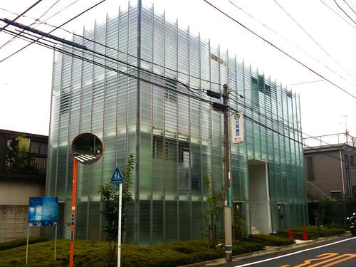Tokyo Photo jog - Glass House