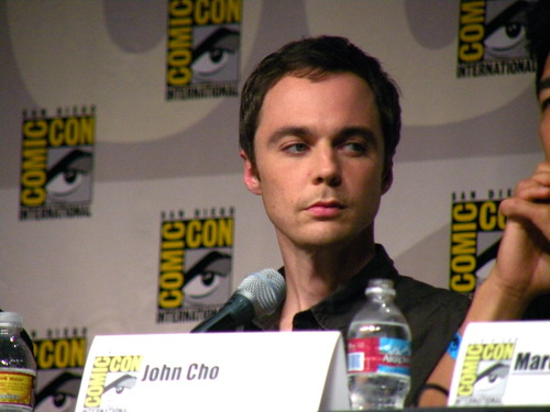 Jim Parsons (TV Guide panel)