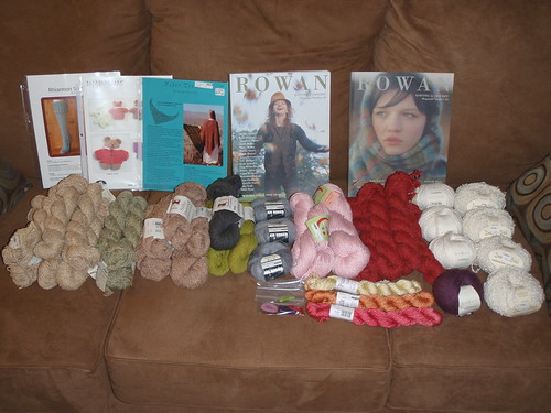 massive yarn haul