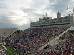Stadium of Fire (Mansley) Tags: utah july4 independenceday provo utahcounty stadiumoffire brighamyounguniversity lavelledwardsstadium