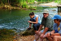 Reviewing A Day of Trout Fishing (r_green54) Tags: fishing nikon stream raw falls missouri dxo trout polarizer ozarks cs3 roaringriverstatepark barrycounty nikoncapture 18200vr d80