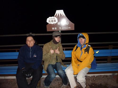 Subida Fuji 2