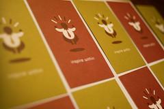 Yuru Business Cards (ConcussionLLP) Tags: print logo design businesscards