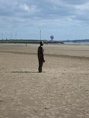 (juliepalmer) Tags: crosby antonygormley anotherplace