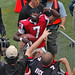 Mike Vick - celebrating a win