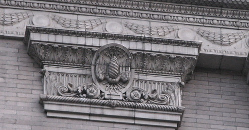 IRT Powerhouse: Terra Cotta Decoration