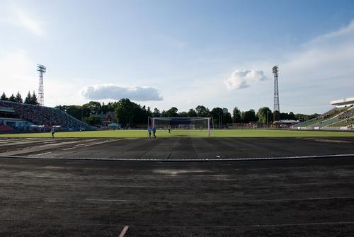 Desna Chernigov gegen Niva Ternopil