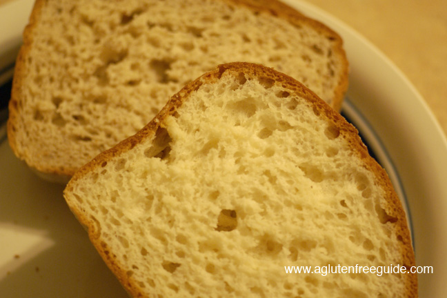 the softest gluten free bread - udis