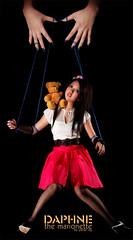 Daphne Marionette 01 (peterngcs) Tags: puppet marionette