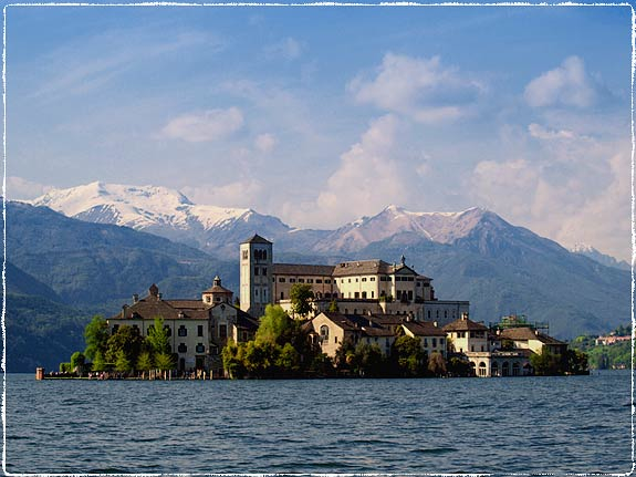 saint julius island lake orta