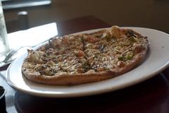 Vegetable Pizza-Big Louie's