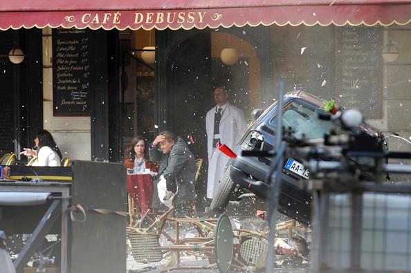 Leonardo+DiCaprio+Ellen+Page+Filming+Inception+oU3I9DfyhxCl by Cine Fanatico