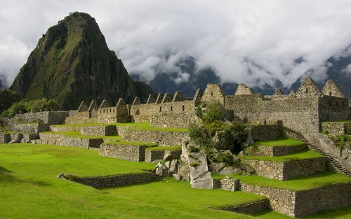 Machu Picchu Ruins, Widescreen Edition
