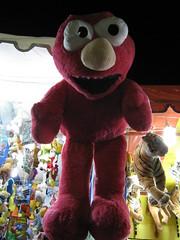 Elmo en Huamantla
