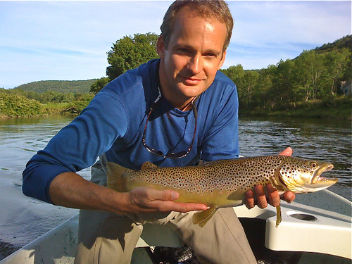 Fly Fishing the Delaware River