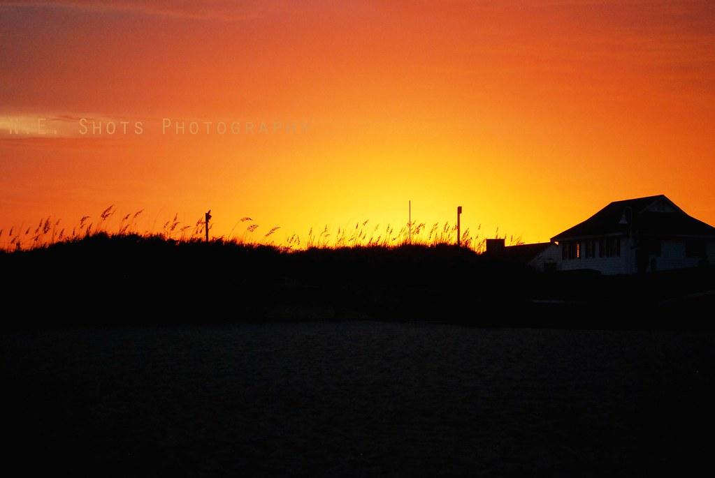 Sandbridge Sunset