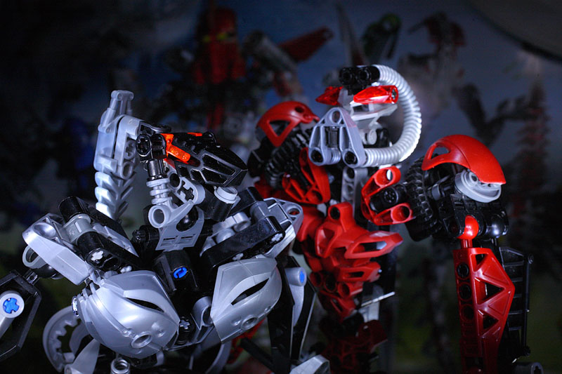 Bionicle Characters Photo Portraits Page 2 Lego Action Figures