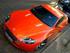 Aston Martin V8 Vantage N400 (Philipp Lcke) Tags: germany mercedes lotus rollsroyce olympus ferrari e3 phantom audi dsseldorf lamborghini bentley spotting astonmartin amg tvr exotics f430 r8 k exige wiesmann cerbera amv8 cl65 knigsalle mf3 c63 n400 1260mm exoticspotting
