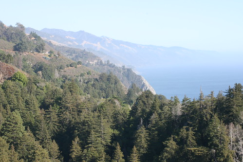 View along Highway 1