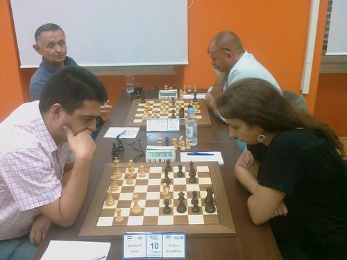 Anna Maria Botsari (GRE) vs Boris Golubovic (CRO)