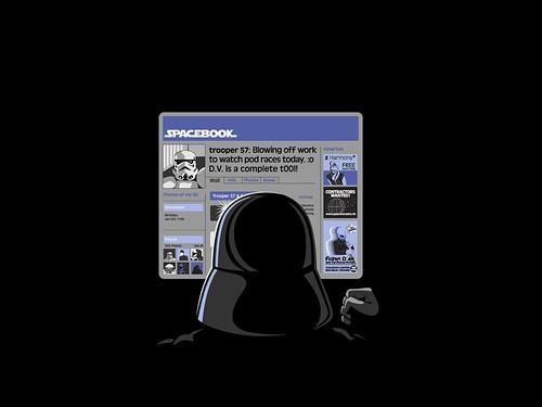 Spacebook Facebook