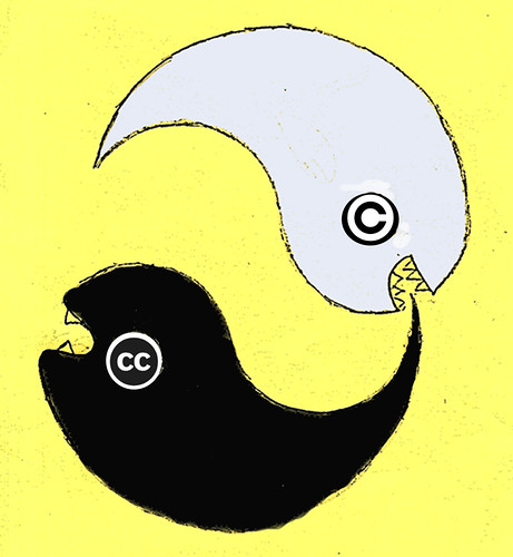 creative commons versus copyright?