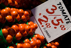 Tomate 3 / $5.00
