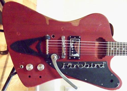 epiphone firebird