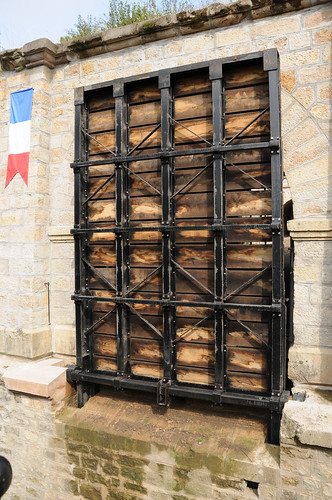 L'accès au pont des désirs fermé à Madeleine Ponteau (3)