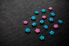 suprstars (ion-bogdan dumitrescu) Tags: pink blue wallpaper black macro colors stars star flickr colours dof sweet background sprinkles shape superstars sprinkle bitzi strs ibdp mg0232 sortofminimal suprstars findgetty ibdpro wwwibdpro ionbogdandumitrescuphotography