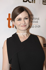 Emily Mortimer at the Harry Brown Premiere (DanielN) Tags: premiere tiff 2009 harrybrown torontointernationalfilmfestival emilymortimer