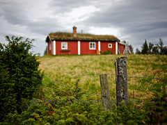 where my heart is (williwieberg) Tags: norway bokeh cottage d3 falurdfrg hedmark seter 35mmf2d parlimago