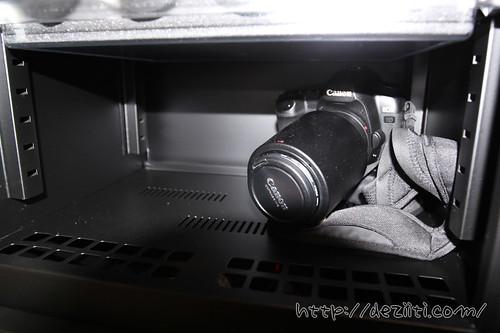 防湿庫・ED-165CDB