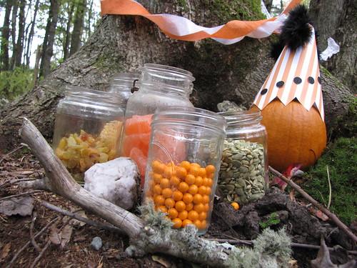 Halloween bash Sweets