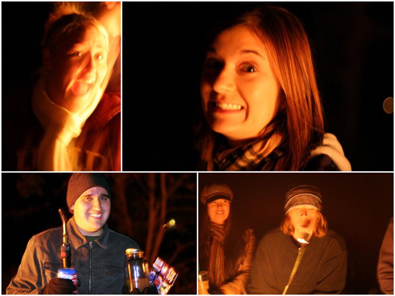 Shanna's Bonfire