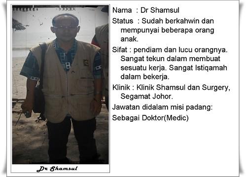 Dr shamsul