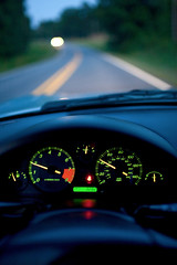 Behind the Wheel (kenny mccartney) Tags: speed 2000 traffic license getty 5d roads mazda speedometer miata mph gettyimages rpm roadster oncoming 35l wwwkennymccartneycom kennymccartney