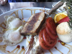 Hash House A Go Go - Grilled Meatloaf