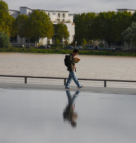 Bordeaux Reflection Pool