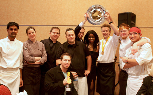 Chef Michael Carmichael and Team