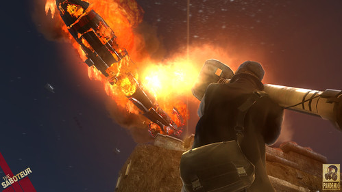Developer Diary #3: The Saboteur for PS3 – PlayStation Blog